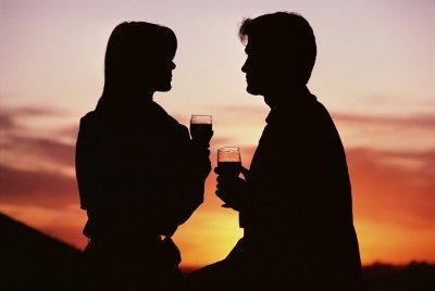 романтика Овен и Телец
