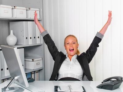 Профессиональный успех женщины
