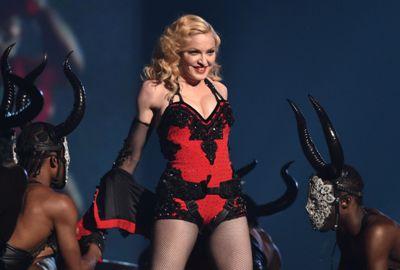 Мадонна знак зодиака Лев