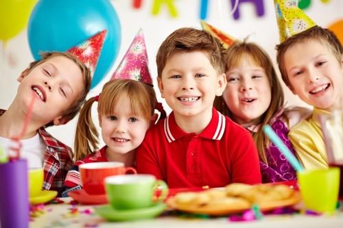 Отметить День рождения с друзьями