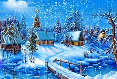 сказка зимы