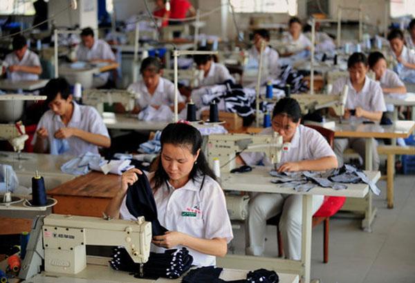 фабрики в Китае